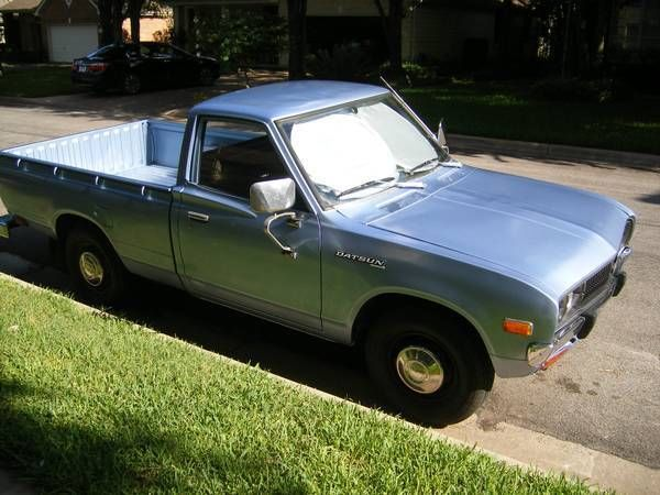 Datsun Other Standard Cab Pickup 1979 Blue For Sale 1979