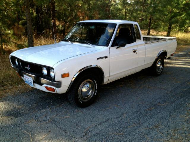 Datsun Other Truck 1979 White For Sale 1979 Datsun 620 Pickup
