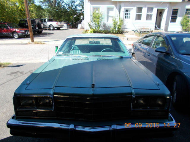 Dodge Other Coupe 1979 Green For Sale Gh22d9g159595 1979