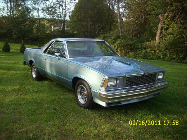 Carl Black Chevrolet >> Chevrolet El Camino 1979 Blue For Sale. 1979 El Camino Royal Knight