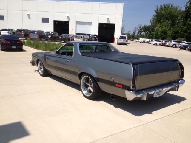 for sale 1979 ford ranchero gt