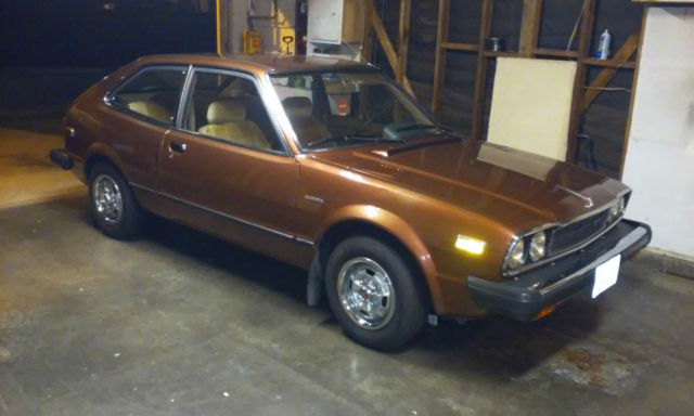 Honda accord hatchback 1979 bronze for sale smh1132893 for Honda accord motors for sale