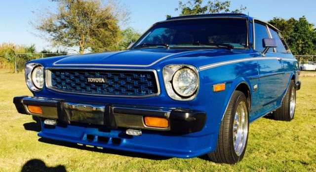 toyota corolla hatchback 1979 blue for sale te51390607 1979 toyota corolla sr5 hatchback 3 door. Black Bedroom Furniture Sets. Home Design Ideas