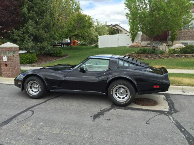 chevrolet corvette coupe 1980 black for sale 1z878as431989 1980 rh findclassicars com 1980 corvette manual free 1980 corvette manual transmission replacement