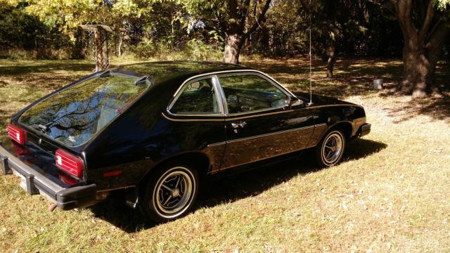 Ford Other Hatchback 1980 Black For Sale 1980 Ford Pinto