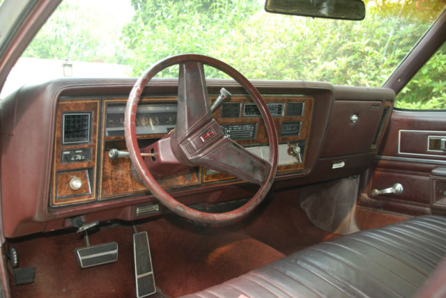 Oldsmobile Eighty-Eight Sedan 1980 Black For Sale ...1980 Oldsmobile Delta 88 Interior Photos