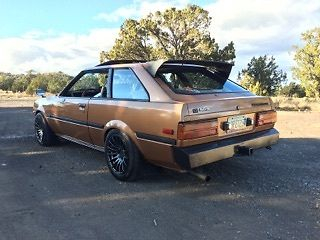 toyota corolla fastback 1980 orange for sale te720550908 1980 toyota corolla liftback ae86 te72. Black Bedroom Furniture Sets. Home Design Ideas