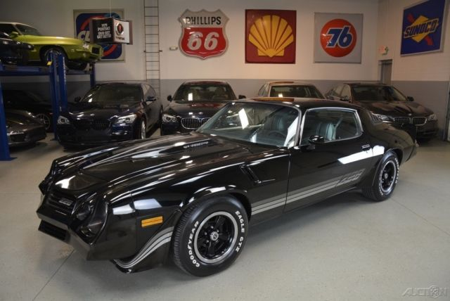 Chevrolet Camaro Coupe 1981 Black For Sale