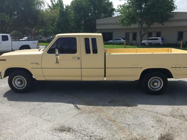 Ford F Super Cab One Owner Florida Truck No Rust Super Clean No Reserve