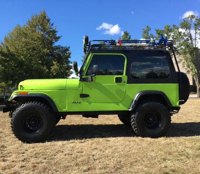 Jeep CJ SUV 1981 Gecko Green For Sale. 1jccm87a6bt002589 1981 Jeep Wrangler CJ7 FULL RESTORATION