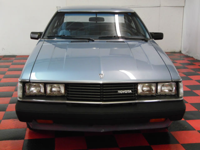 Used Cars Delaware >> Toyota Celica Coupe 1981 Light Blue For Sale ...