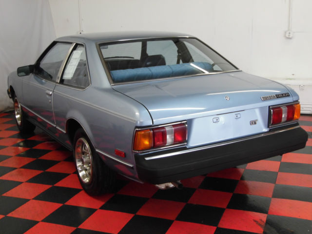 Toyota Celica Coupe 1981 Light Blue For Sale ...