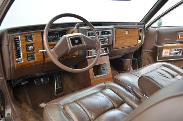 Cars For Sale Albuquerque >> Cadillac Fleetwood Coupe 1982 Brown For Sale. 1G6AB4788C9172068 1982 Cadillac Fleetwood Brougham ...