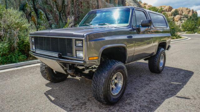 1982 chevy blazer k5