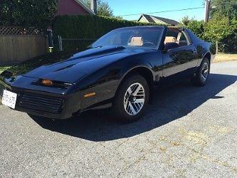 pontiac trans am coupe 1982 black for sale 1g2aw87h1cl539943 1982 pontiac trans am ws7 knight. Black Bedroom Furniture Sets. Home Design Ideas