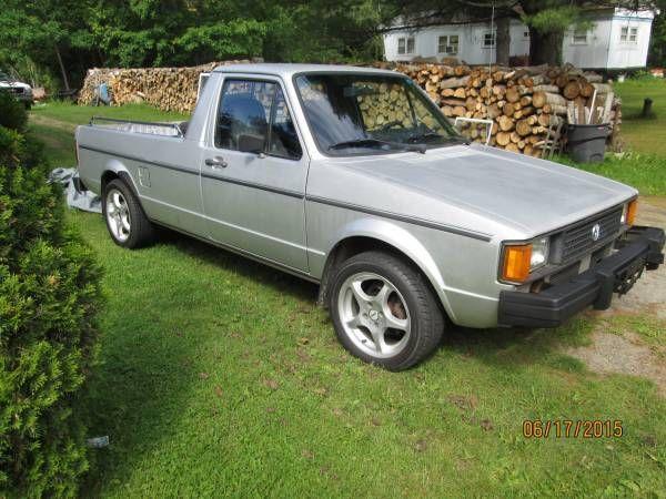 volkswagen rabbit standard cab pickup 1982 silver for sale 1v1kb0173cv082072 1982 volkswagen. Black Bedroom Furniture Sets. Home Design Ideas