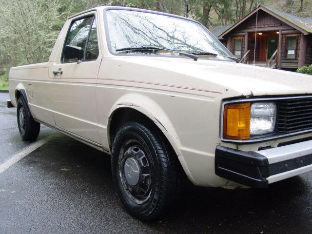 Volkswagen Rabbit 1982 For Sale 1v1kg0170cv065277 1982 Vw