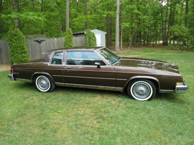 Buick Lesabre Limited Door Custom Coupe K Orig Miles No Reserve on 1983 Buick Lesabre Limited