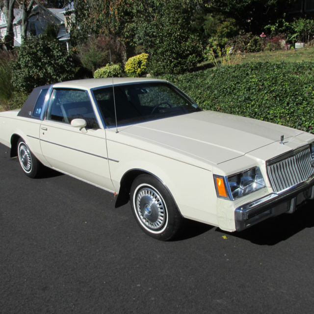 Buick Cars For Sale: Buick Regal Coupe 1983 Yellow For Sale. 1g4aj47a2dh981328