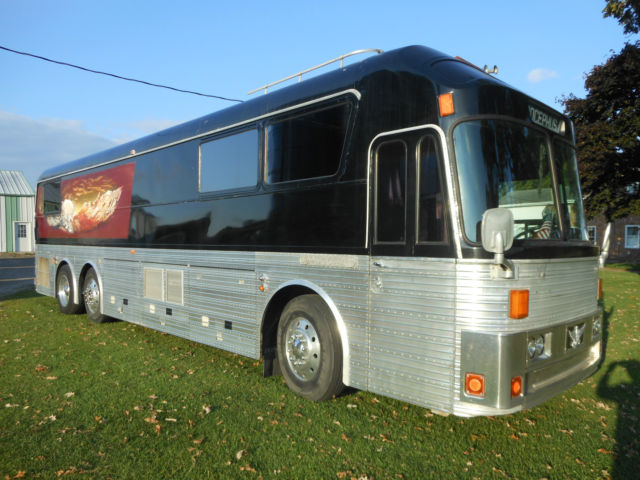 Eagle Entertainer Bus For Sale 1983 Eagle Bus Originally
