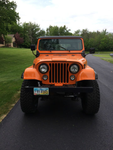 For sale 1983 Jeep Other & Jeep Other SUV 1983 Omaha Orange For Sale. 1JCCN87E1DT072293 1983 ...