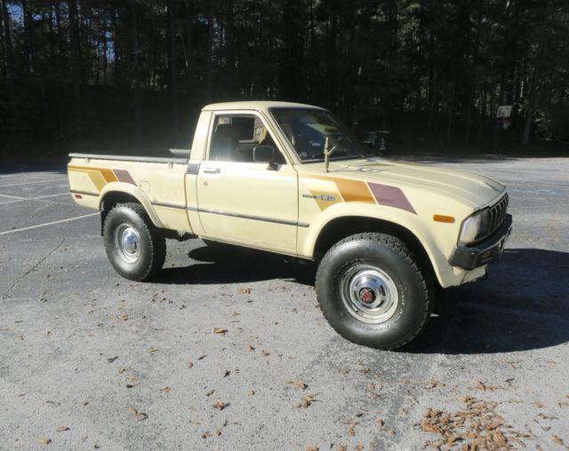 toyota other standard cab pickup 1983 tan for sale jt4rn38s9d0063376 1983 toyota pickup sr5 4x4. Black Bedroom Furniture Sets. Home Design Ideas