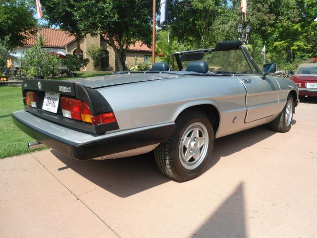 1984 alfa romeo spider veloce price 10