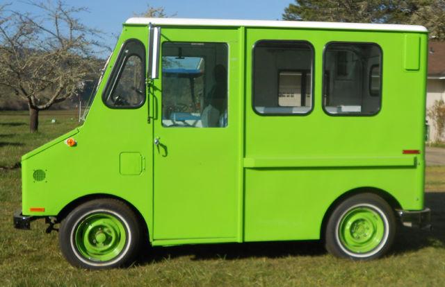 other makes step van 1984 green for sale 1utcf10f5es294794 1984 am general postal mail van. Black Bedroom Furniture Sets. Home Design Ideas
