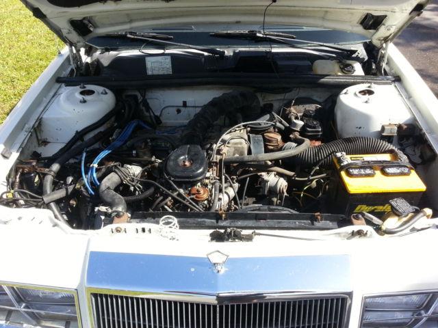 Fort Myers Mitsubishi >> Chrysler LeBaron Convertible 1984 White For Sale ...