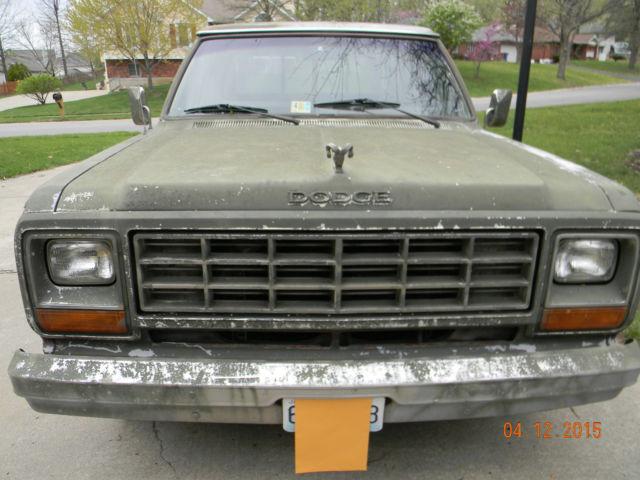1984 dodge ram 1500