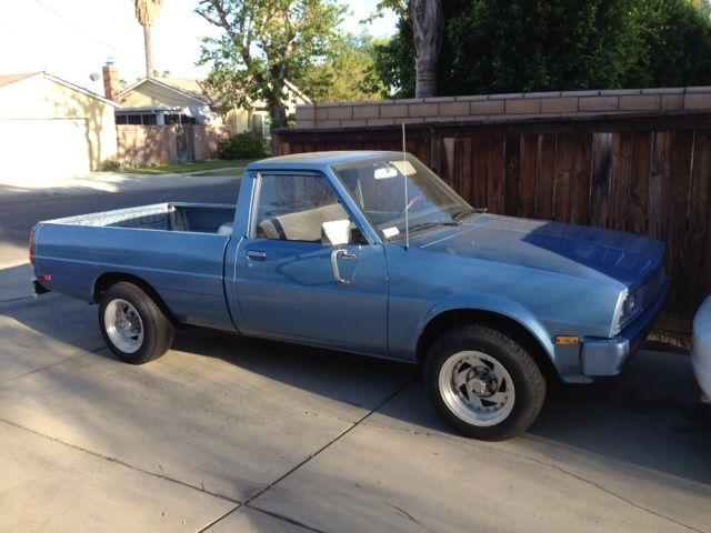 Dodge Other Pickups Pick Up Truck 1984 Blue Metal Flake For Sale