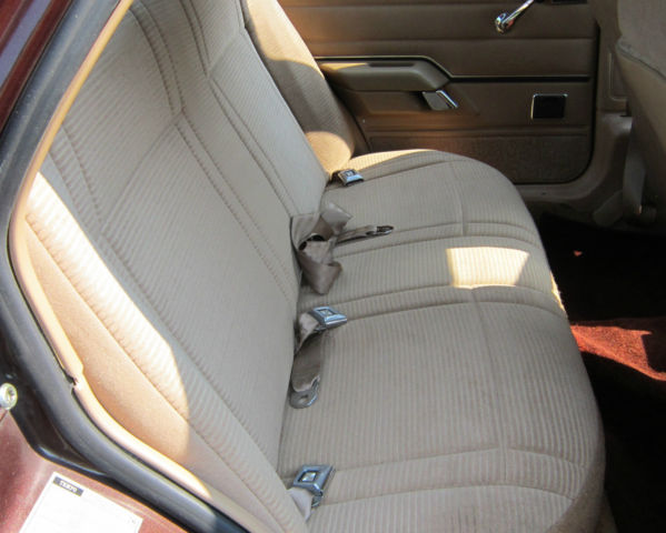 Ford Tempo Sedan 1984 Brown For Sale 2fabp22r8eb241487
