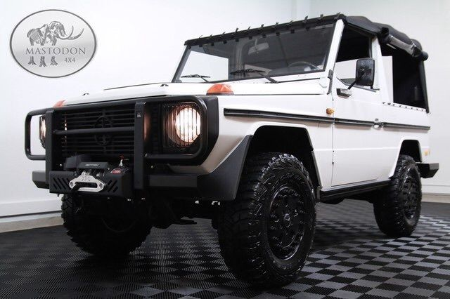 mercedes benz g class suv 1984 white for sale 11111111111111111 1984 mercedes benz 240gd swb g. Black Bedroom Furniture Sets. Home Design Ideas
