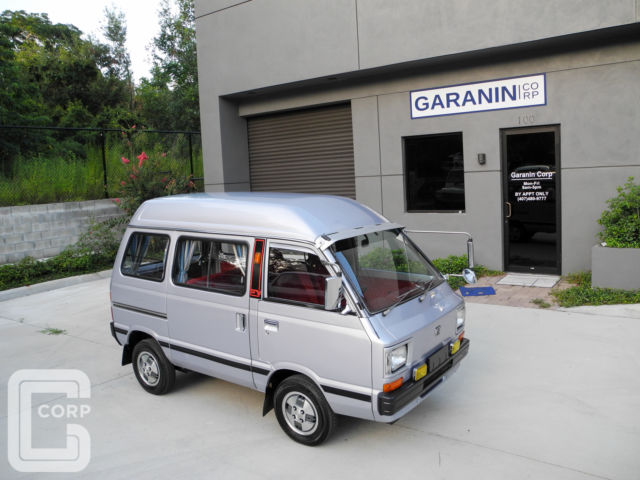 subaru sambar try van camper 1980 silver for sale kr1 046288 1984