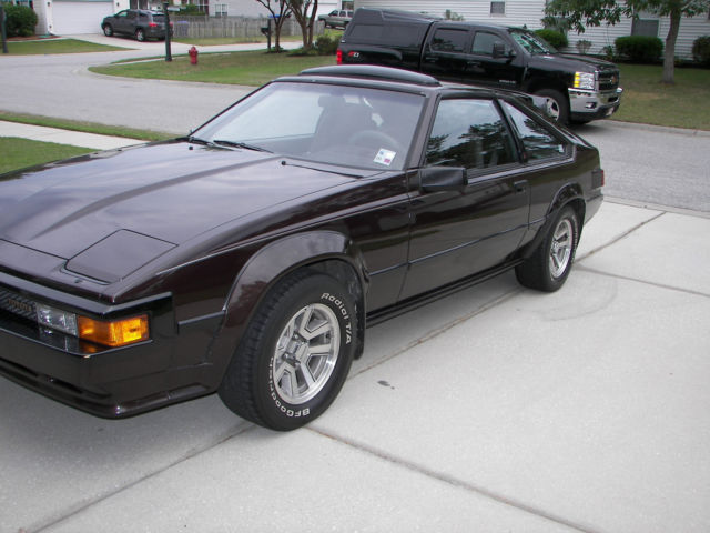 toyota supra hatchback 1984 xfgiven color xfields color. Black Bedroom Furniture Sets. Home Design Ideas
