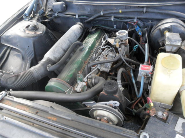 Volvo 240 Sedan 1984 Black For Sale. YV1AX7749E1087894 ...