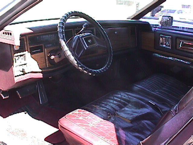 cadillac eldorado coupe 1985 black for sale 1g6el5787fe660699 1985 cadillac eladorado black. Black Bedroom Furniture Sets. Home Design Ideas