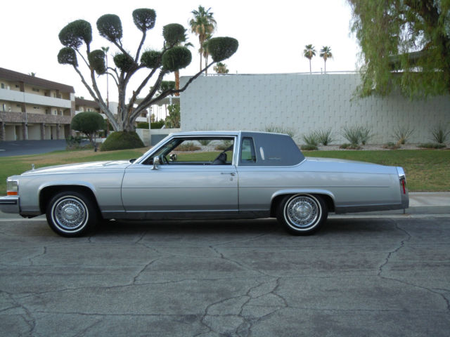 Cadillac Fleetwood Brougham Coupe Door L