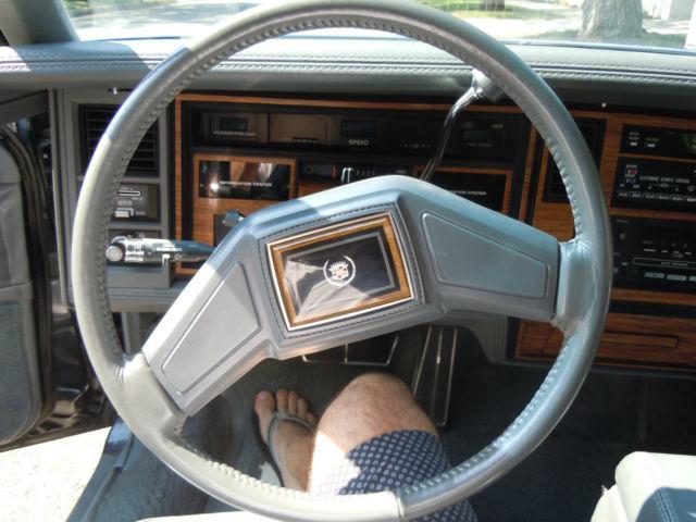Cadillac Seville 1985 Charcoal Firemist For Sale 1g6ks6984fe835046