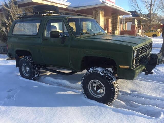 Chevrolet M1009 For Sale – automobilindustrie