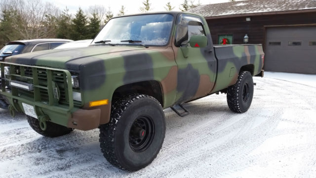chevrolet c k pickup 3500 1985 camo for sale 1gchd34j5ff341511 1985 chevrolet k30 3500 4x4. Black Bedroom Furniture Sets. Home Design Ideas