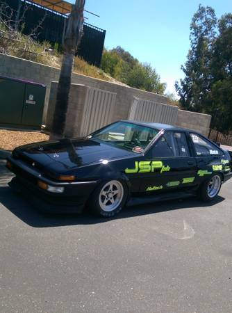 toyota corolla hatchback 1985 black for sale jt2ae88c5f0116220 1985 toyota ae86 corolla gts. Black Bedroom Furniture Sets. Home Design Ideas