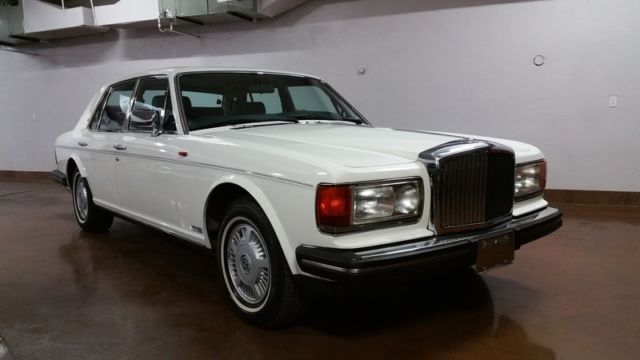 Bentley Mulsanne Sedan 1986 White For Sale. SCBZS42A5GCX15155 1986 on bmw 5 series owners manual, audi a6 owners manual, bmw 3 series owners manual, aston martin vantage owners manual, chrysler 300 owners manual,