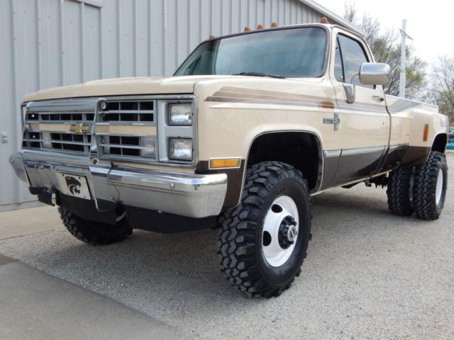 Chevrolet C/K Pickup 3500 1986 For Sale. 1GCHK34W1GJ152127 ...