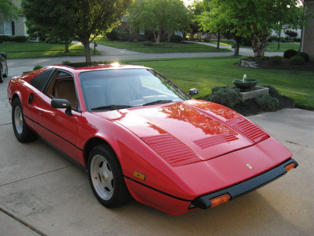 Ferrari 308 [xfgiven_type]%xfields_type%[/xfgiven_type] 1986 Red For ...
