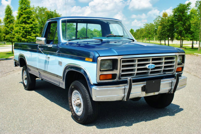 Ford F 150 1986 For Sale 2ftef14n9gca74116 1986 Ford F