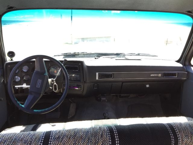 GMC Sierra 3500 Crew Cab Pickup 1986 For Sale  1gthk33m0gs521179
