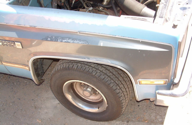 Gmc Sierra 1500 1986 For Sale  1gtdc14h6gs531071 1986 Gmc