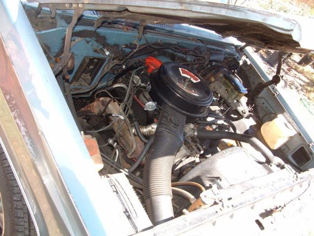 Gmc Sierra 1500 1986 For Sale  1gtdc14h6gs531071 1986 Gmc