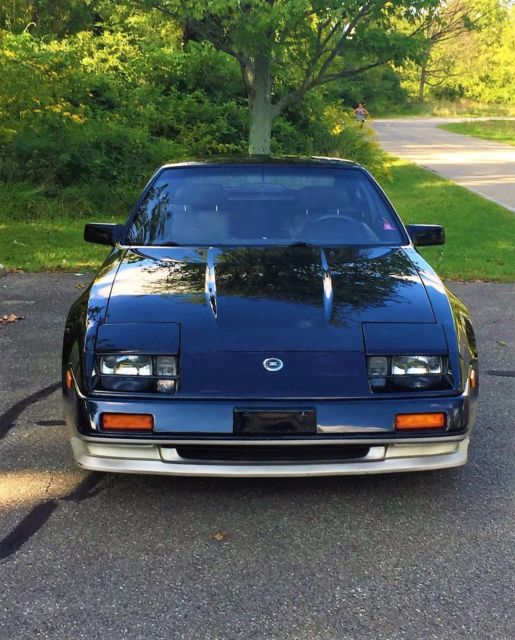 300zx Turbo Venta: Nissan 300ZX Coupe 1986 Blue For Sale. JN1CZ14S0GX101810